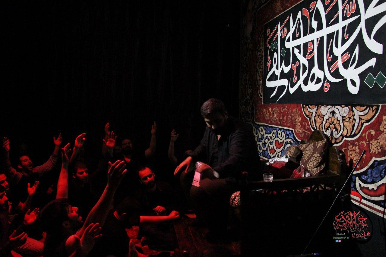مراسم شهادت امام هادی علیه السلام